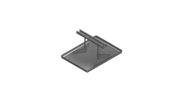 Model 12-Base Strut-7 | Stainless Steel