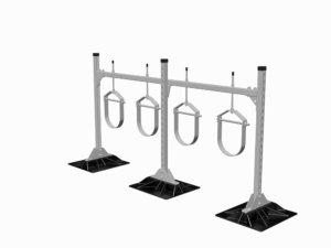 Model No. 8-H | Base: Polycarbonate, SS & HDG