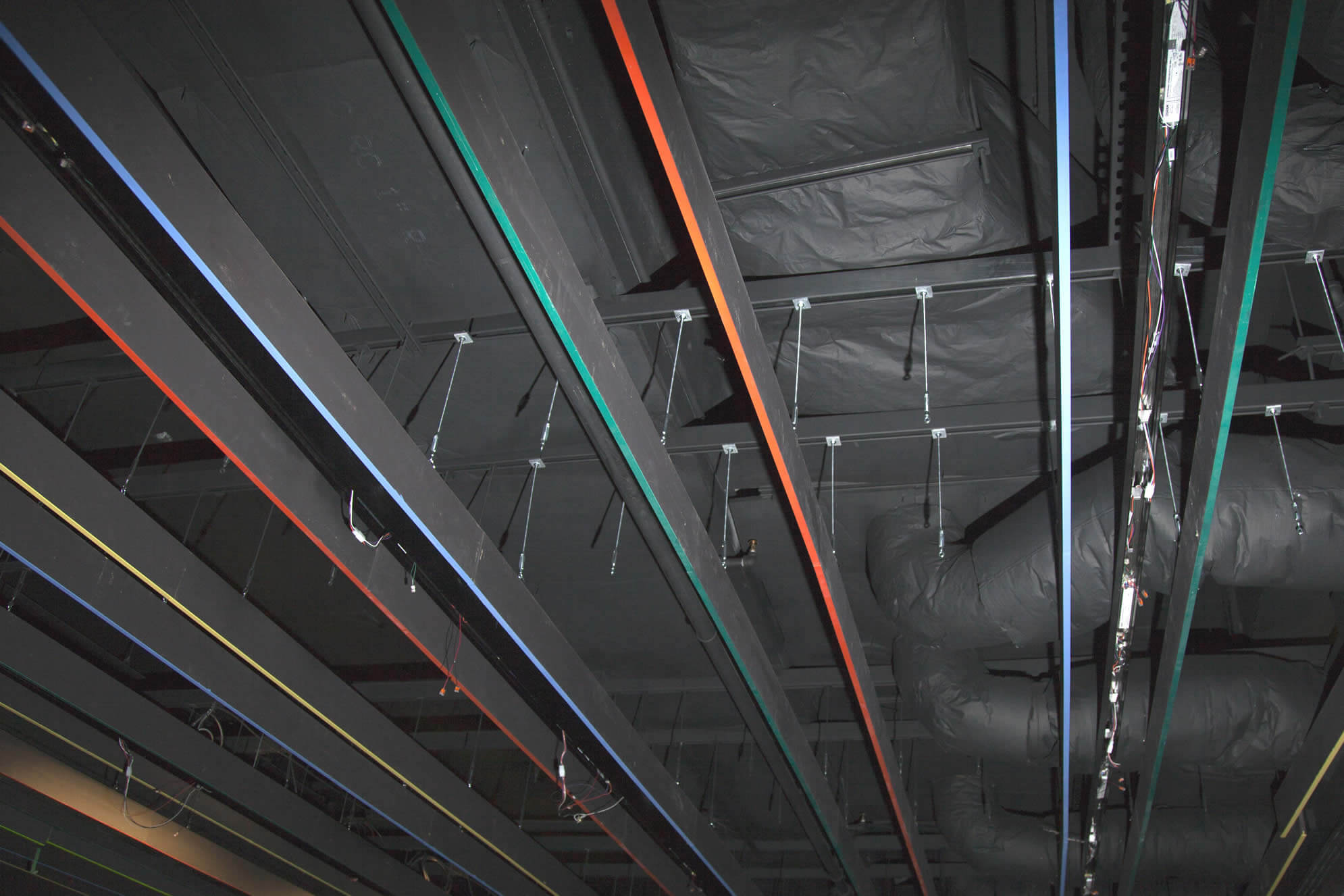 Ceiling Grid Support